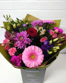 Valentines Day Mixed Hand Tied